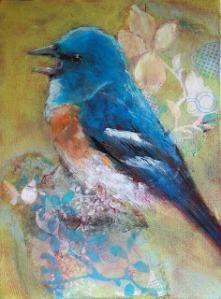 May Day | Lazuli Bunting | 9